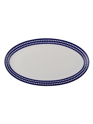 Perlee Bleu Porcelain Platter