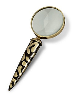 L'Objet - Leopard Magnifying Glass