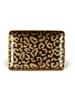 L'Objet - Leopard Print Tray