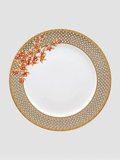 Versace - Christmas In Your Heart Service Plate