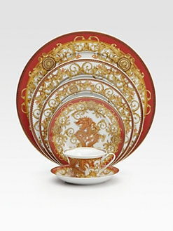 Versace - Asian Dream Service Plate