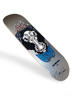 Steiner Sports - Tony Hawk Silver Vulture Deck