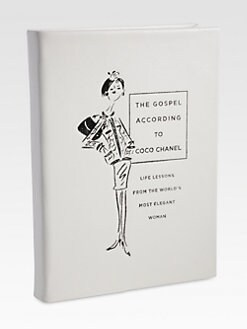 Graphic Image - The Gospel According To Coco Chanel