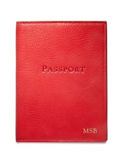 Graphic Image - Personalized Passport Case