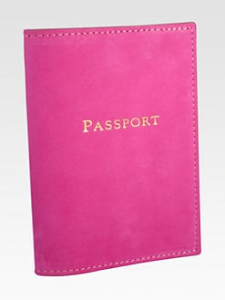 GiGi New York - Passport Case
