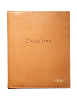 Graphic Image - Personalized Passport Wallet