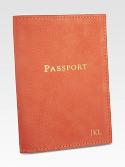 GiGi New York - Personalized Passport Case
