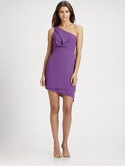 BCBGMAXAZRIA - Somara Aymmetrical Dress