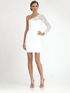BCBGMAXAZRIA - Arlena Lace Dress