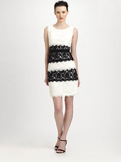 BCBGMAXAZRIA - Nina Lace Dress