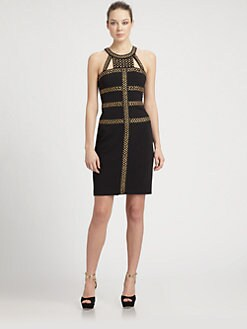 BCBGMAXAZRIA - Falcon Dress