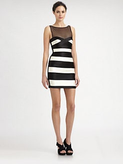 BCBGMAXAZRIA - Mara Cocktail Dress