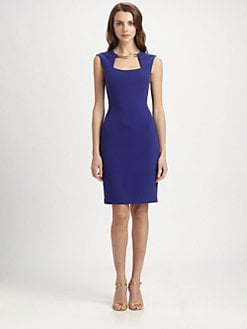 BCBGMAXAZRIA - Clara Cutout Dress