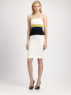 BCBGMAXAZRIA - Strapless Reesie Dress