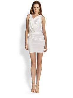 BCBGMAXAZRIA - Vivia Draped Dress
