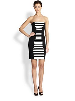 BCBGMAXAZRIA - Madison Strapless Dress