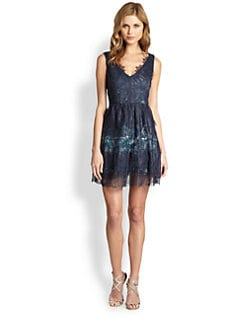 BCBGMAXAZRIA - Willa Lace Dress
