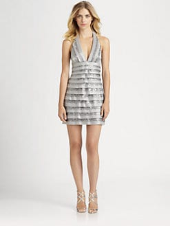 BCBGMAXAZRIA - Viveca Halter Dress