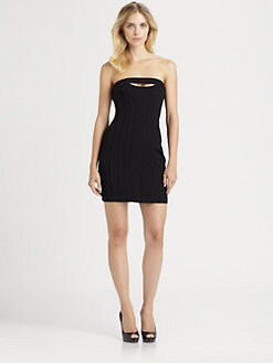 BCBGMAXAZRIA - Jean Strapless Dress
