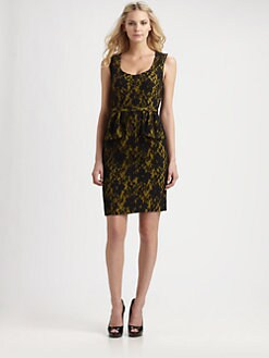 BCBGMAXAZRIA - Lace Etna Dress