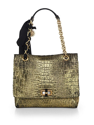 Early Access: Lanvin Handbags & Shoes New York Sample Sale @ Gilt