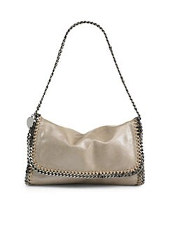 Stella McCartney - Metallic Shoulder Bag