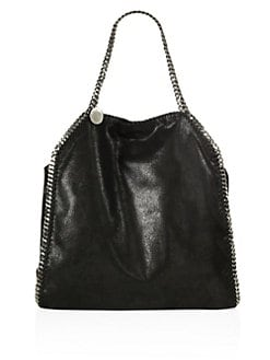 Stella McCartney - Shaggy Deer Falabella Shoulder Bag