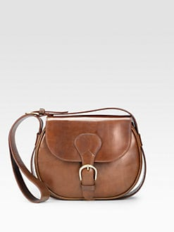 Saddlers Union - Flap Shoulder Bag