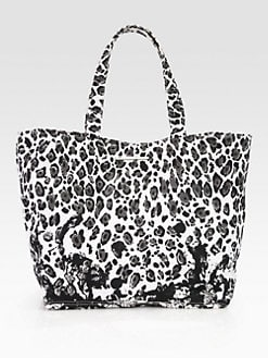 Stella McCartney - Kenya Canvas Tote