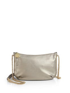 Stella McCartney - Metallic Crossbody Bag