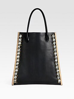 Marni - Embellished Shopper