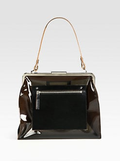 Marni - Transparent Frame Shoulder Bag