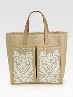 Anya Hindmarch - Capability Nevis Straw Tote