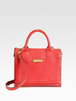 Marni - Convertible Leather Satchel