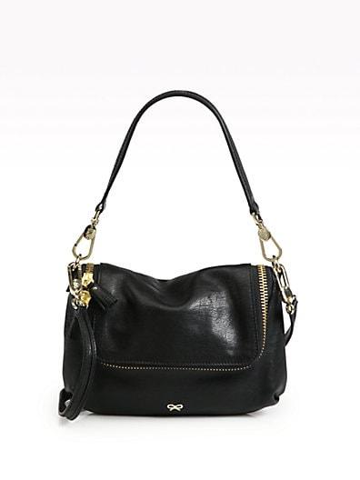 Maxi Zip Crossbody Bag