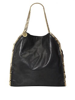 Stella McCartney - Shaggy Deer Falabella Tote
