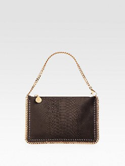 Stella McCartney - Embossed Velet Falabella Bag