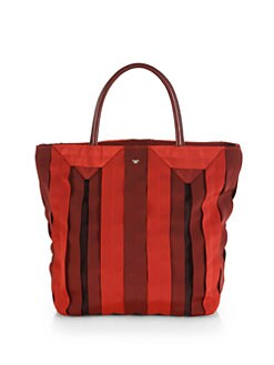 Anya Hindmarch - Grosgrain Ribbon Tote
