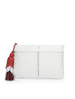 Anya Hindmarch - Nevis Tassel Clutch