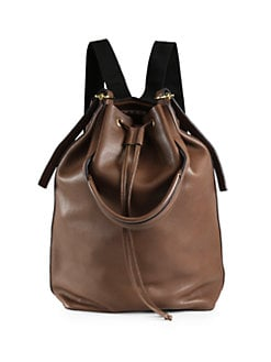Marni - Vitello Leather Backpack