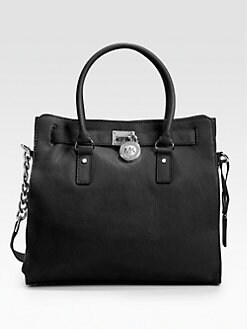 MICHAEL MICHAEL KORS - Hamilton Leather Tote