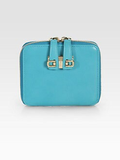 Furla Exclusively for Saks Fifth Avenue - Mediterranea French Zip-Around Wallet