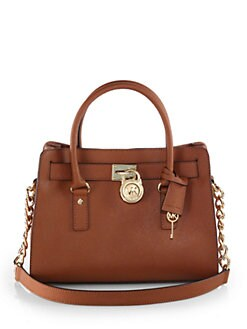 MICHAEL MICHAEL KORS - Hamilton Satchel