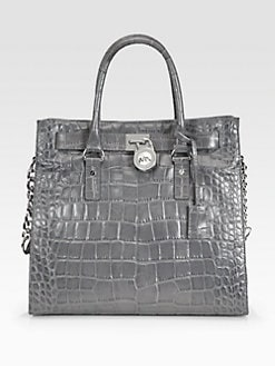 MICHAEL MICHAEL KORS - Hamilton Large North-To-South Tote Bag