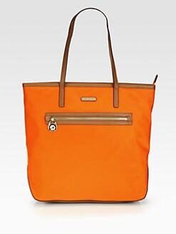 MICHAEL MICHAEL KORS - Kempton Large Nylon North South Tote