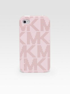MICHAEL MICHAEL KORS - Dotted Logo Hardcase For iPhone 4/4s