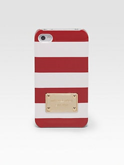 MICHAEL MICHAEL KORS - Striped Hardcase for iPhone 5