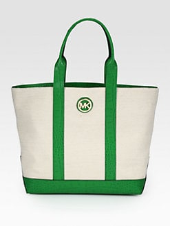 MICHAEL MICHAEL KORS - Fulton Large Mixed-Media Tote