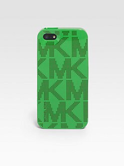 MICHAEL MICHAEL KORS - Dotted Logo Hardcase For iPhone 5