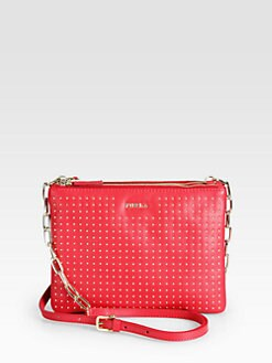 Furla Exclusively for Saks Fifth Avenue - Regina Studded Shoulder Bag